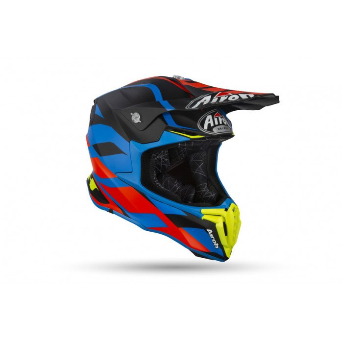 AIROH HELMET TWIST GREAT BLUE MATT M
