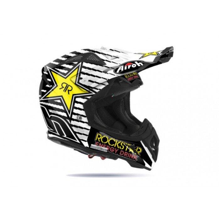 Airoh Helmet Aviator Ace Rockstar 020 matt S