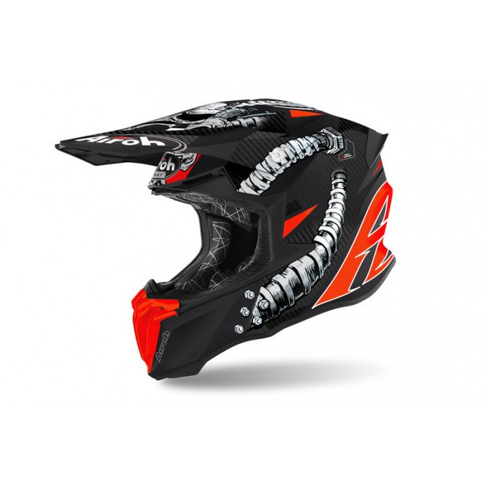 AIROH HELMET TWIST 2.0 BOLT MATT XL