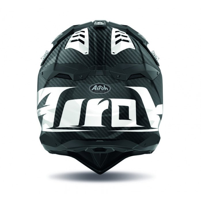 Airoh Helmet Aviator 3 Primal Carbon 3K yellow matt S