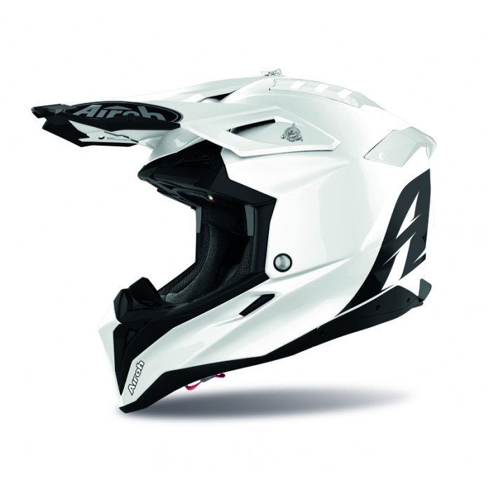 Airoh Helmet Aviator 3 Color white gloss L