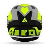 Airoh Helmet Valor Wings yellow matt M