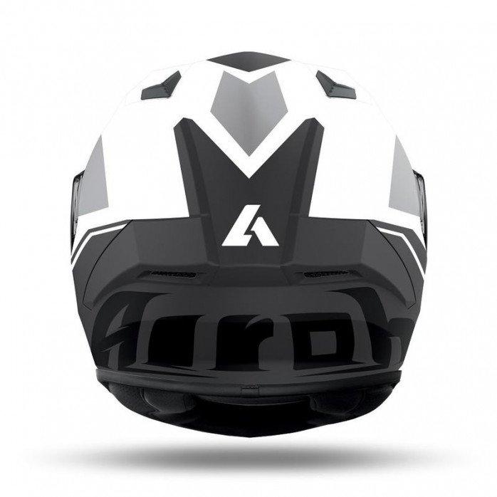 Airoh Helmet Valor Wings white matt M
