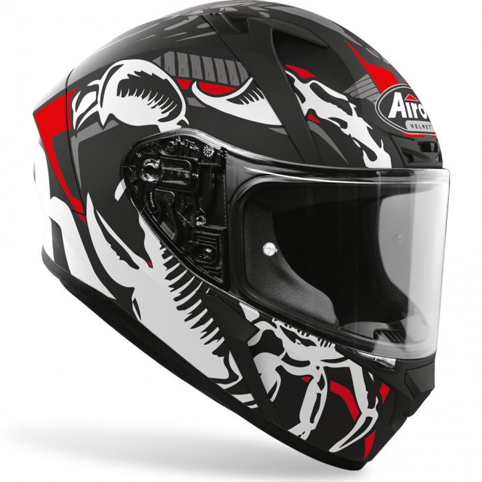 Airoh Helmet Valor Claw gloss M