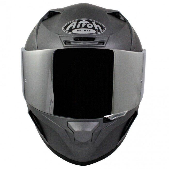 Airoh Helmet Valor Color Silver matt M