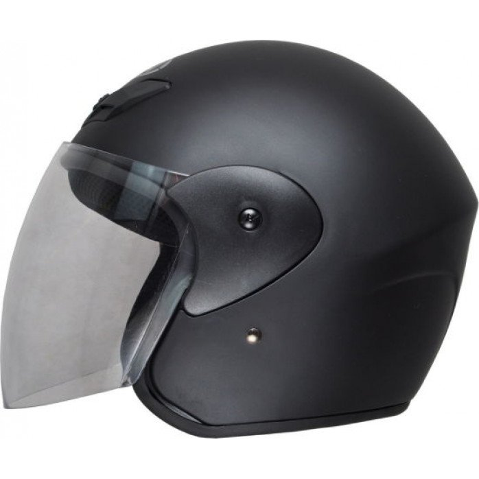 AWINA HELMET OPEN FACE TYPE TN-8661 MATT BLACK XL
