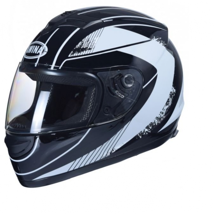 HELMET AWINA FULL FACE XS TN0700B-A3 BLACK L
