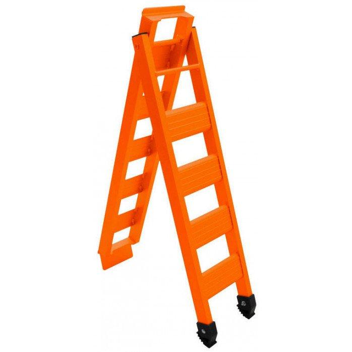 Aliuminė oranžinė rampa Crosspro