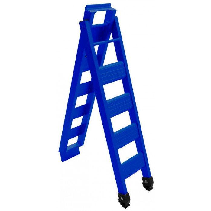 Aliuminė mėlyna rampa Crosspro