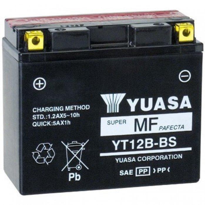 Akumuliatorius YUASA 10.5Ah 12V
