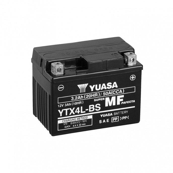 Akumuliatorius YUASA 3.2Ah 12V