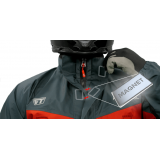 FINNTRAIL JACKET SHOOTER GREY XL