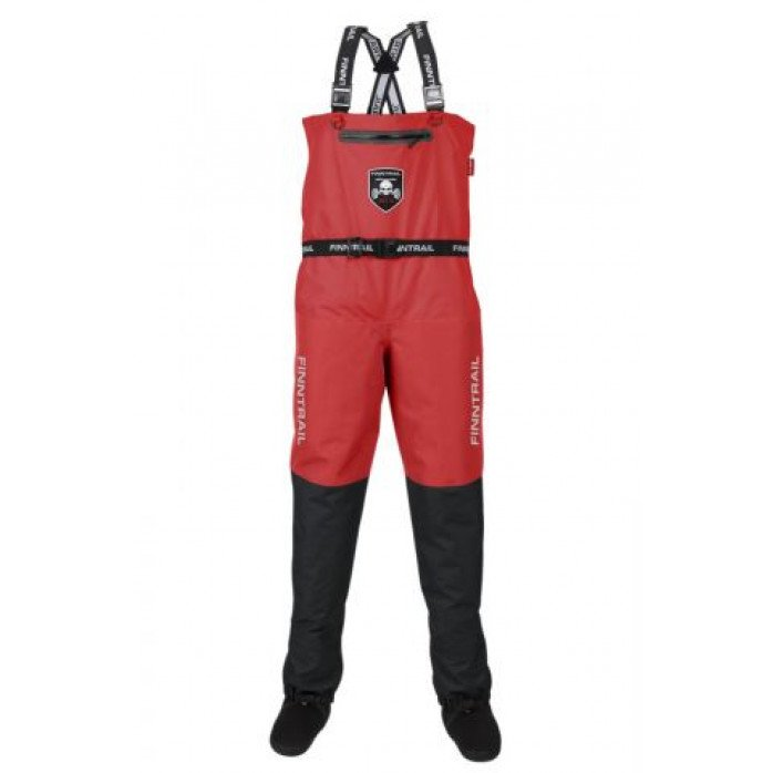 FINNTRAIL WADERS ALEX RED M