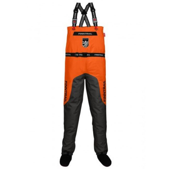 FINNTRAIL WADERS AQUAMASTER ORANGE S
