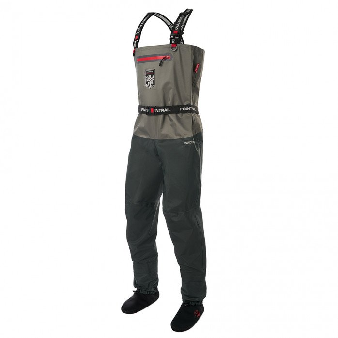 FINNTRAIL WADERS WADEMAN GREY L