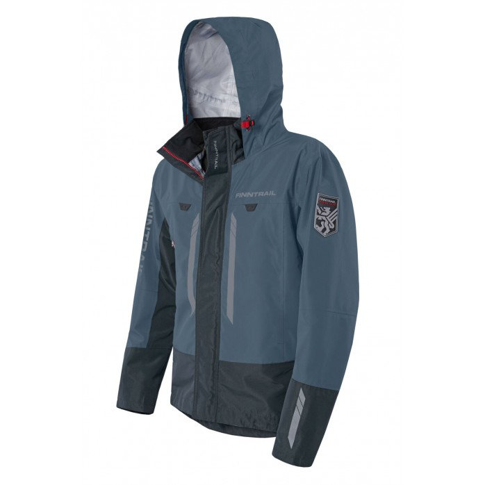 FINNTRAIL JACKET GREENWOOD BLUE XXL