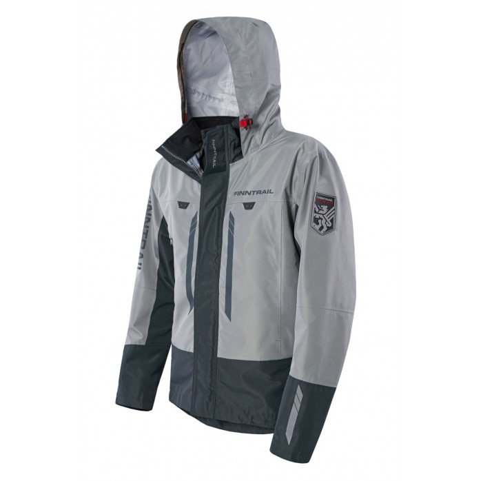 FINNTRAIL JACKET GREENWOOD GREY M