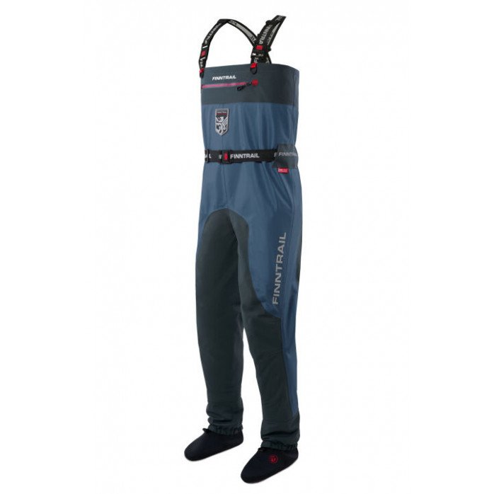 FINNTRAIL WADERS AQUAMASTER BLUE M
