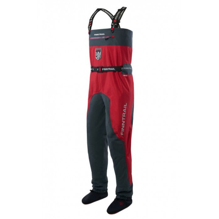 FINNTRAIL WADERS AQUAMASTER RED LL