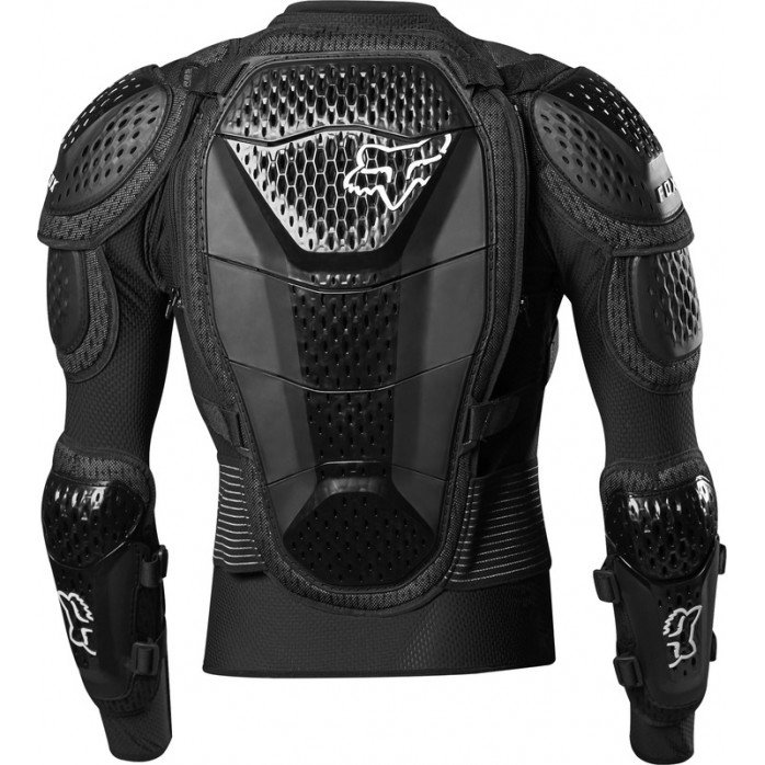 FOX TITAN SPORT ŠARVAI BLACK XL