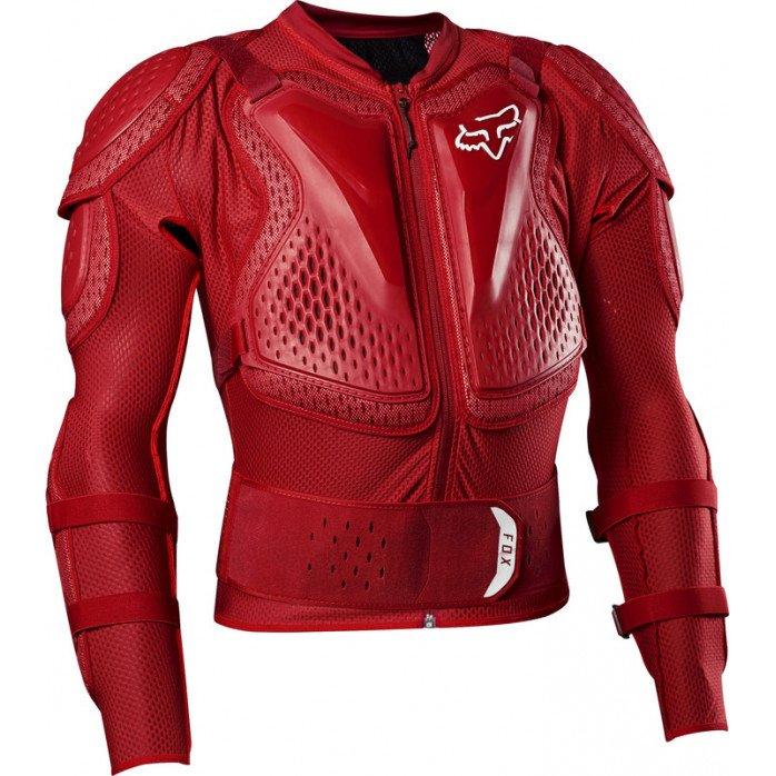 FOX TITAN SPORT ŠARVAI FLAME RED XL