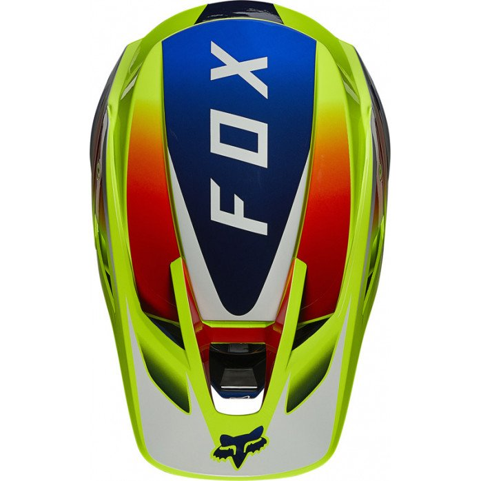 FOX V3 RS WIRED ŠALMAS YELLOW L