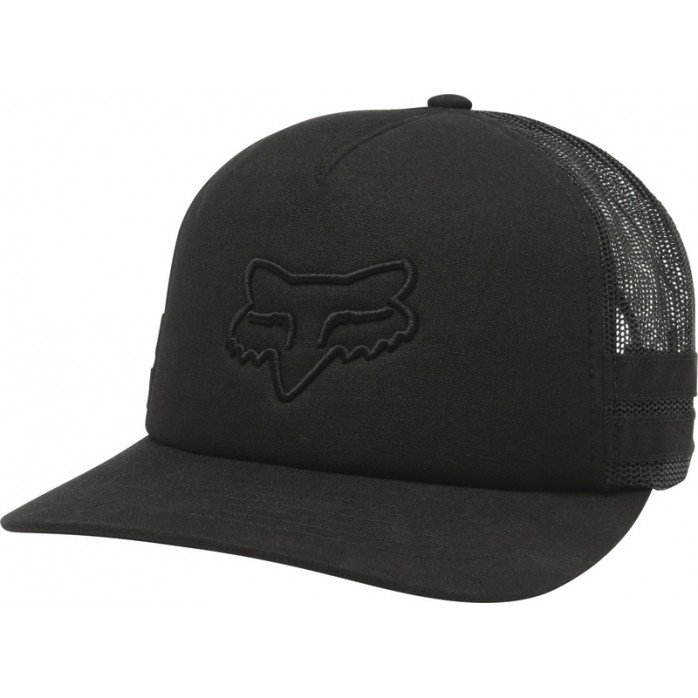 FOX BOUNDARY TRUCKER BLACK OS