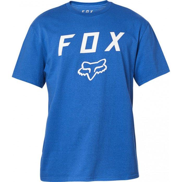 FOX LEGACY MARŠKINĖLIAI TEE ROYAL BLUE XL