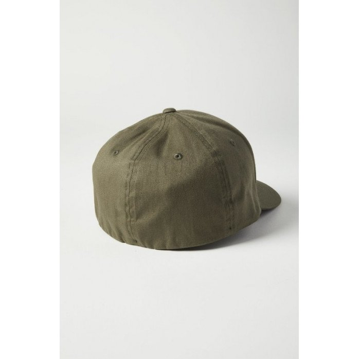 FOX EPICYCLE FLEXFIT 2.0 HAT OLIVE GREEN S/M