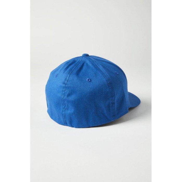 FOX EPICYCLE FLEXFIT 2.0 HAT ROYAL BLUE L/XL