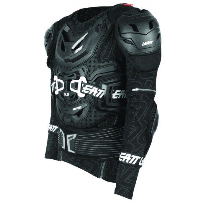 Leatt Body Protector 5.5 Blk (Kūno šarvai) S/M 160-172cm