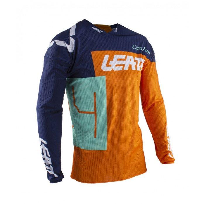Leatt MX OFF ROAD MARŠKINĖLIAI GPX 4.5 Lite Orange SIZE XL