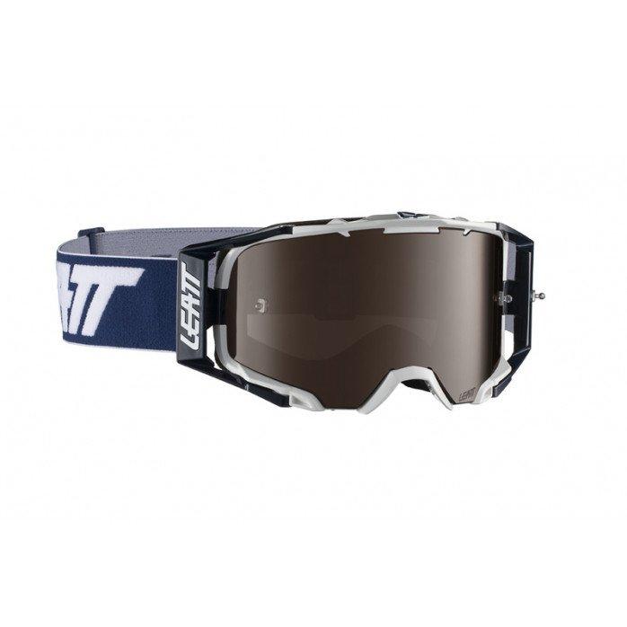Leatt akiniai Velocity 6.5 Iriz Ink/Wht Platinum UC 28%
