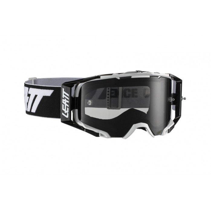 Leatt akiniai Velocity 6.5 Blk/Wht Smoke 34%