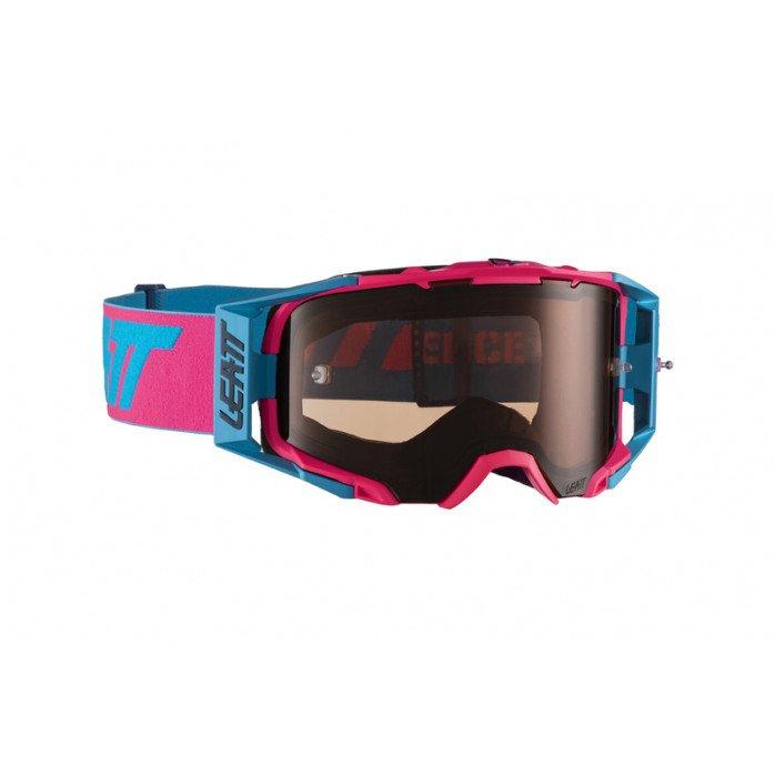 Leatt akiniai Velocity 6.5 Pink/Cyan Rose UC 32%