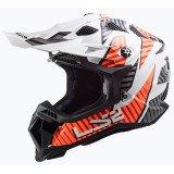 LS2 Helmet MX700 Subverter Astro White/Orange M