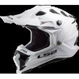 LS2 Helmet MX700 Subverter Solid White XS