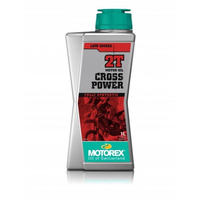 Sintetinis Tepalas MOTOREX CROSS POWER 2T 1L