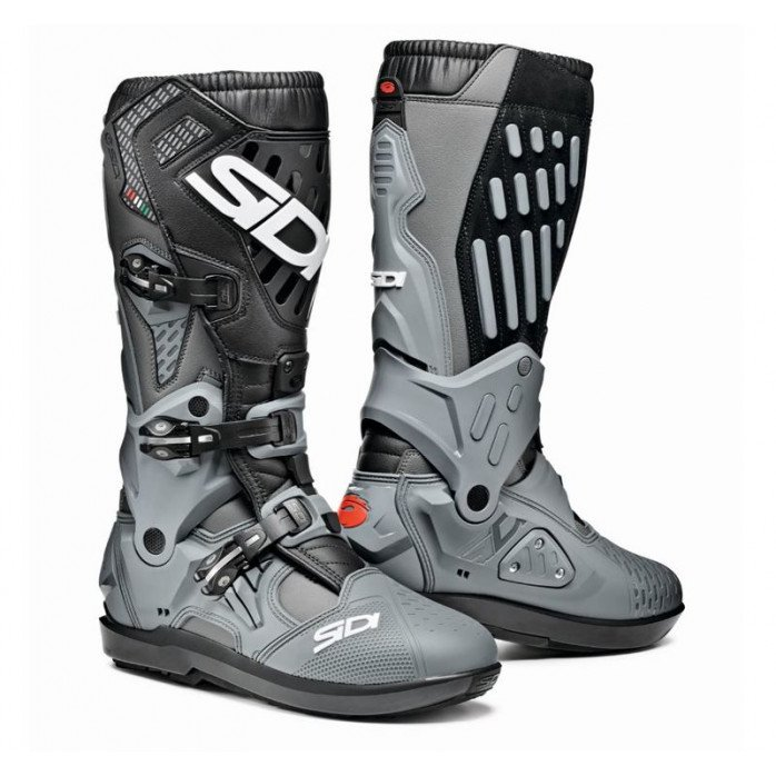 SIDI ATOJO SRS GREY BLACK 45