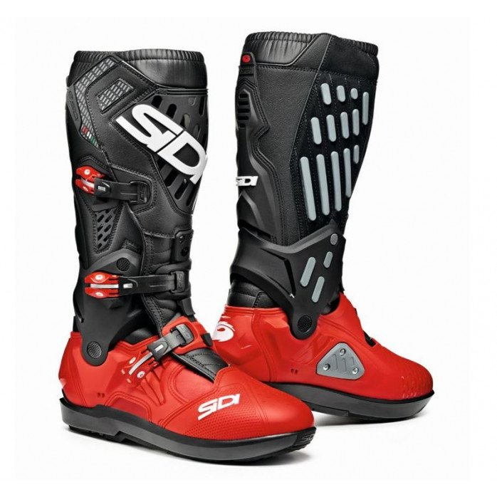 SIDI ATOJO SRS RED BLACK 46