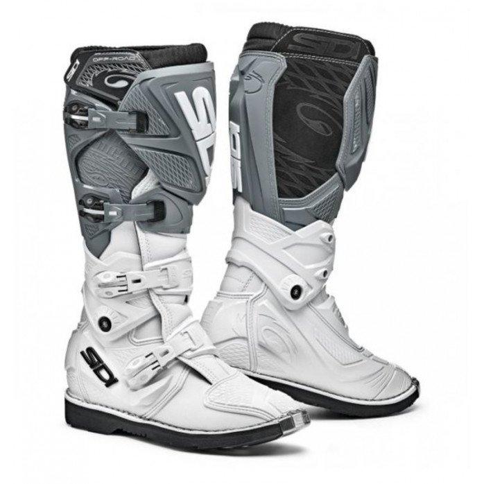 Sidi MX Boot X-3 Lei Lady White/Grey 40