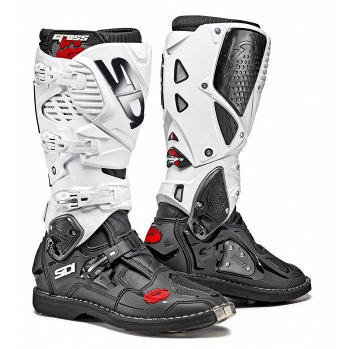 SIDI MX Boot STIVALI CROSSFIRE 3 black/white 46