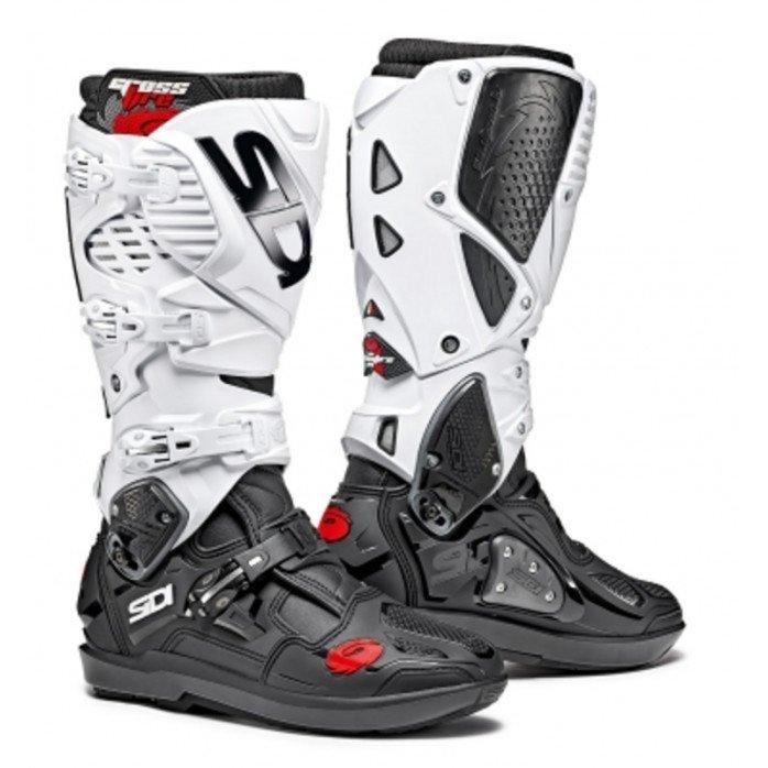 SIDI MX Boot STIVALI CROSSFIRE 3 black/white 42