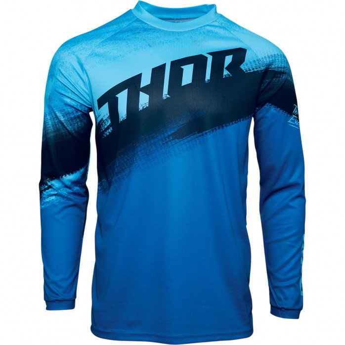 THOR JRSY SCTYTHVAPR BL/MN MD YOUTH SIZE XL