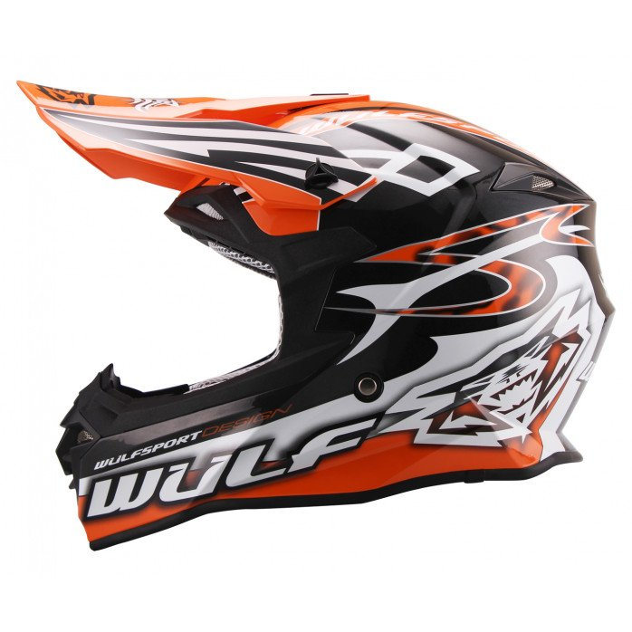 Wulfsport Off Road Adult Advance Helmets XL