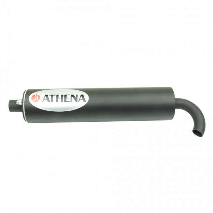 Aluminium Silencer 60x250 mm with Internal Mouth Ø 20 mm per 50-80 cc