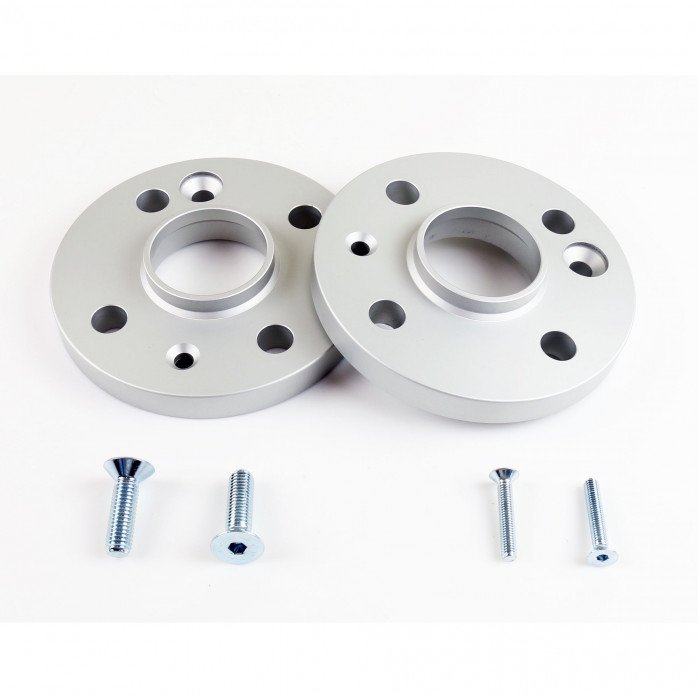 Wheel Spacer Kit without Bolts - NIS/REN/SMART 4x100x60 th17mm