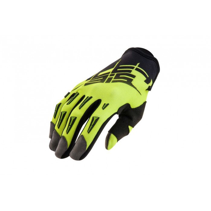 MX 2 OFF ROAD GLOVES - YELLOW/BLACK