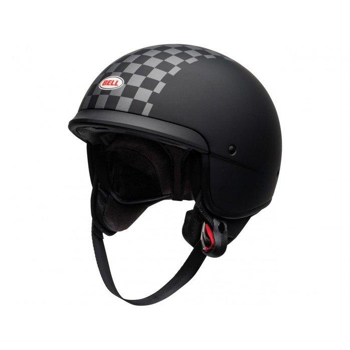 BELL Scout Air Helmet Matte Black/White Size XXL