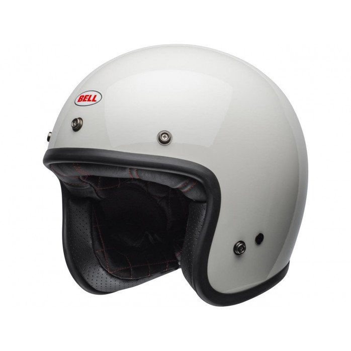 BELL Custom 500 Helmet Vintage White Size S